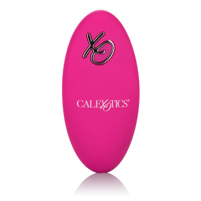 California Exotics - Silicone Remote Pleasure Cock Ring (Pink) | CherryAffairs Singapore