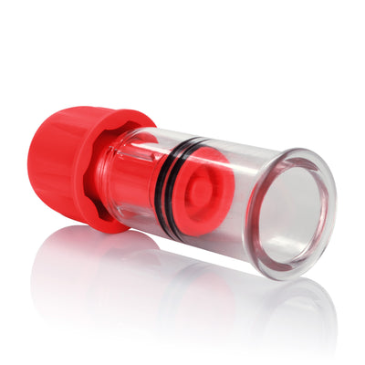 Colt - Gear Nipple Pro-Suckers (Red) | CherryAffairs Singapore