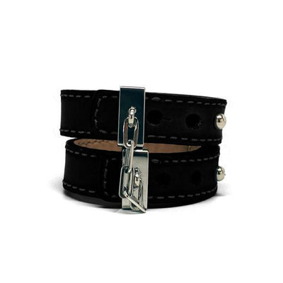 Crave - Leather Cuffs (Black) Hand/Leg Cuffs Singapore