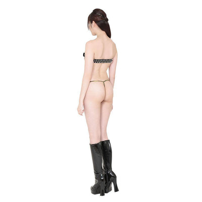 Erox - The Melancholy of One-man Army Costume (Black) | CherryAffairs Singapore