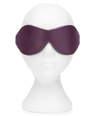 Fifty Shades Freed - Cherished Collection Leather Blindfold (Purple) Mask (Blind) Singapore