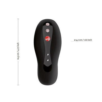 Fun Factory - LAYAspot 2 Rechargeable Clit Massager (Black) Clit Massager (Vibration) Rechargeable - CherryAffairs Singapore