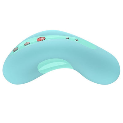 Fun Factory - Layla II Clit Massager (Blue) Clit Massager (Vibration) Rechargeable PleasureHobby
