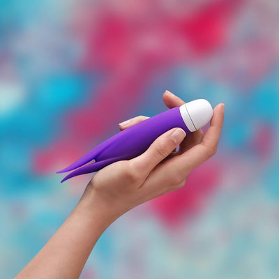Fun Factory - Volita Slim Clit Vibrator (Purple) | CherryAffairs Singapore