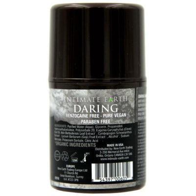 Intimate Earth - Daring Anal Relaxing Serum for Men 30 ml (Lube) Lube (Water Based) - CherryAffairs Singapore