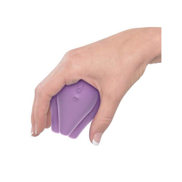 Jimmy Jane - Love Pods Tre Waterproof Vibrator (Purple) Clit Massager (Vibration) Rechargeable Singapore