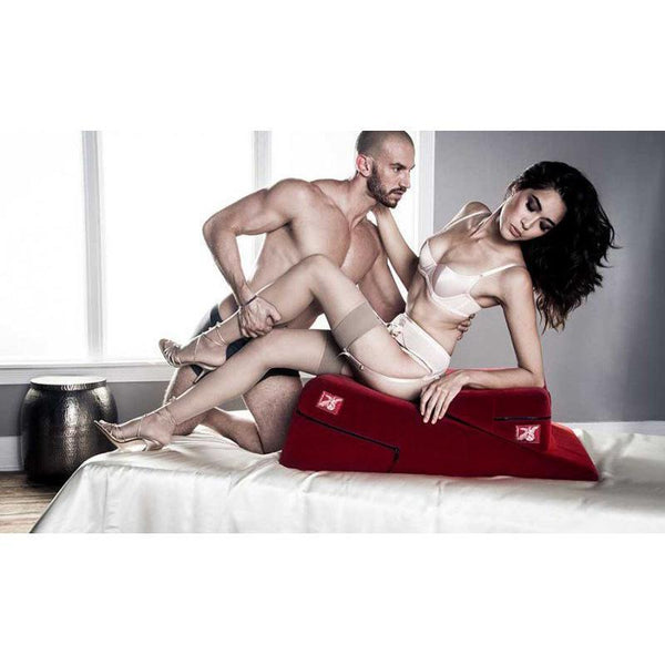Liberator - Wedge Sex Furniture (Red) Sex Furnitures Singapore