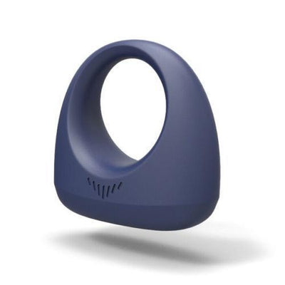 Magic Motion - Dante Smart Wearable Cock Ring (Blue) Silicone Cock Ring (Vibration) Rechargeable PleasureHobby