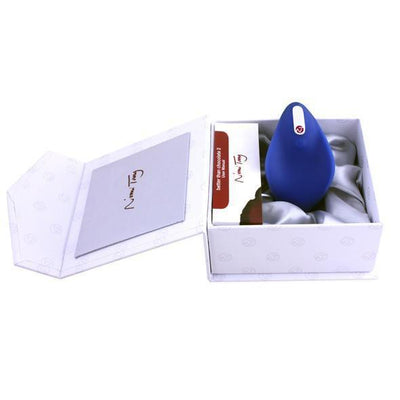 Nomi Tang - Better Than Chocolate 2 Clit Massager (Blue) | CherryAffairs Singapore
