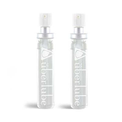 Uberlube - Silicone Lubricant Travel 2 Refills 15ml (Clear) Lube (Silicone Based) PleasureHobby