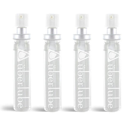 Uberlube - Silicone Lubricant Travel 4 Refills 15ml (Clear) Lube (Silicone Based) Singapore