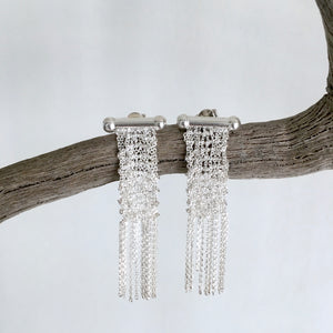 Italian Silver or Gold plated Earrings