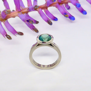 Custom made byron bay ring