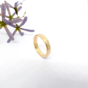 Rustic wedding ring Byron bay
