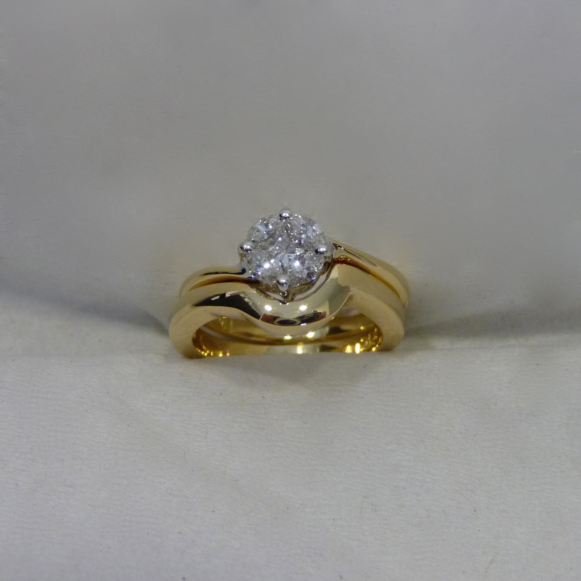 Rings - Fitted Wedding Rings