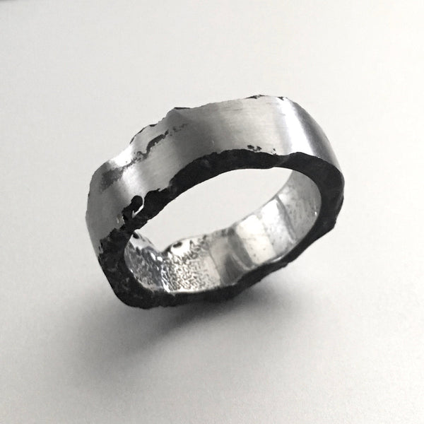 Rings - Stainless Steel Mens Ring