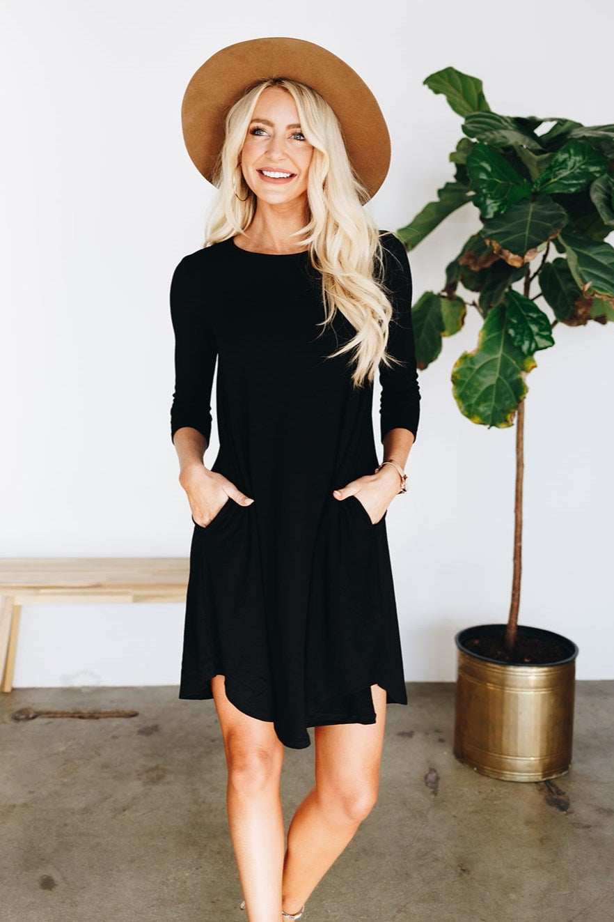 Perfect Swing Dress