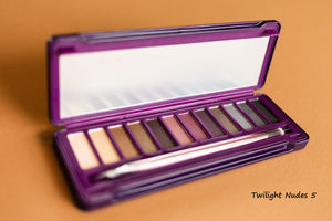 Bareley Nude 2  Eyeshadow Palette