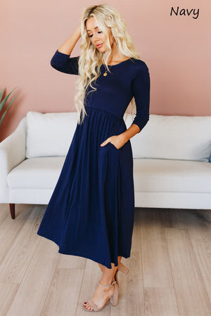 The Emily Dress - More Colors