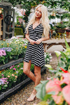 Stephanie Striped Dress - More Colors
