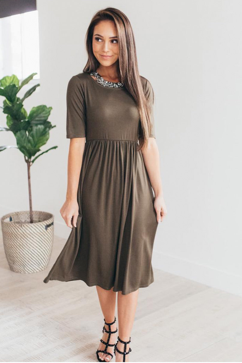 The Luna Dress | More Colors