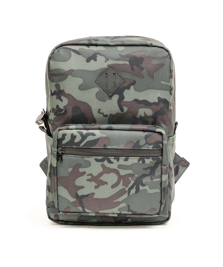 Camo Smell Proof Backpack