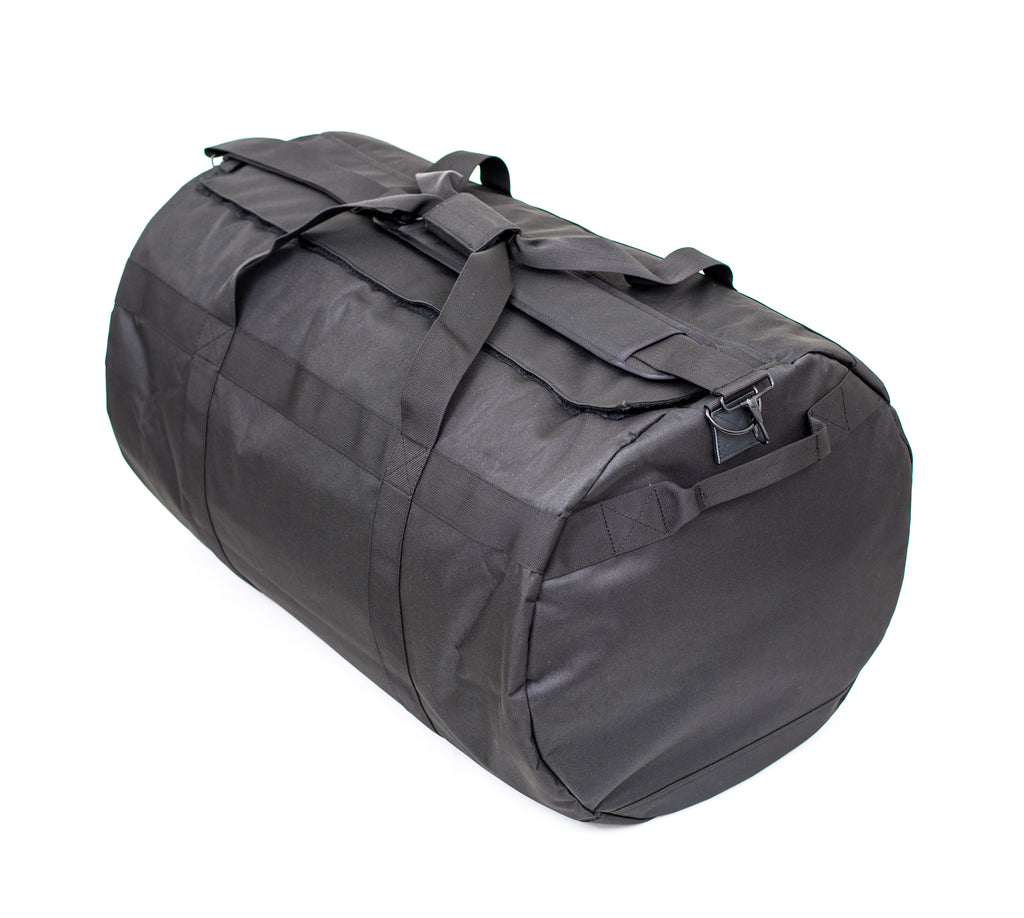 LARGE DUFFEL V.2 COMBO - BLACK