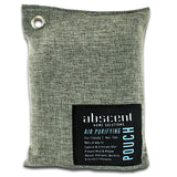 600 Gram Pouch - Heather Grey