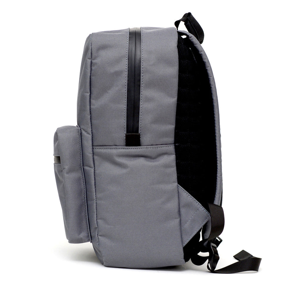 Odor Concealing Graphite Gray Backpack Side