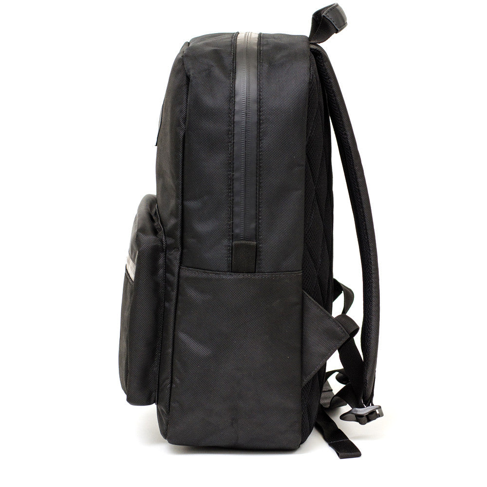 Black Ballistic Stink Proof Backpack