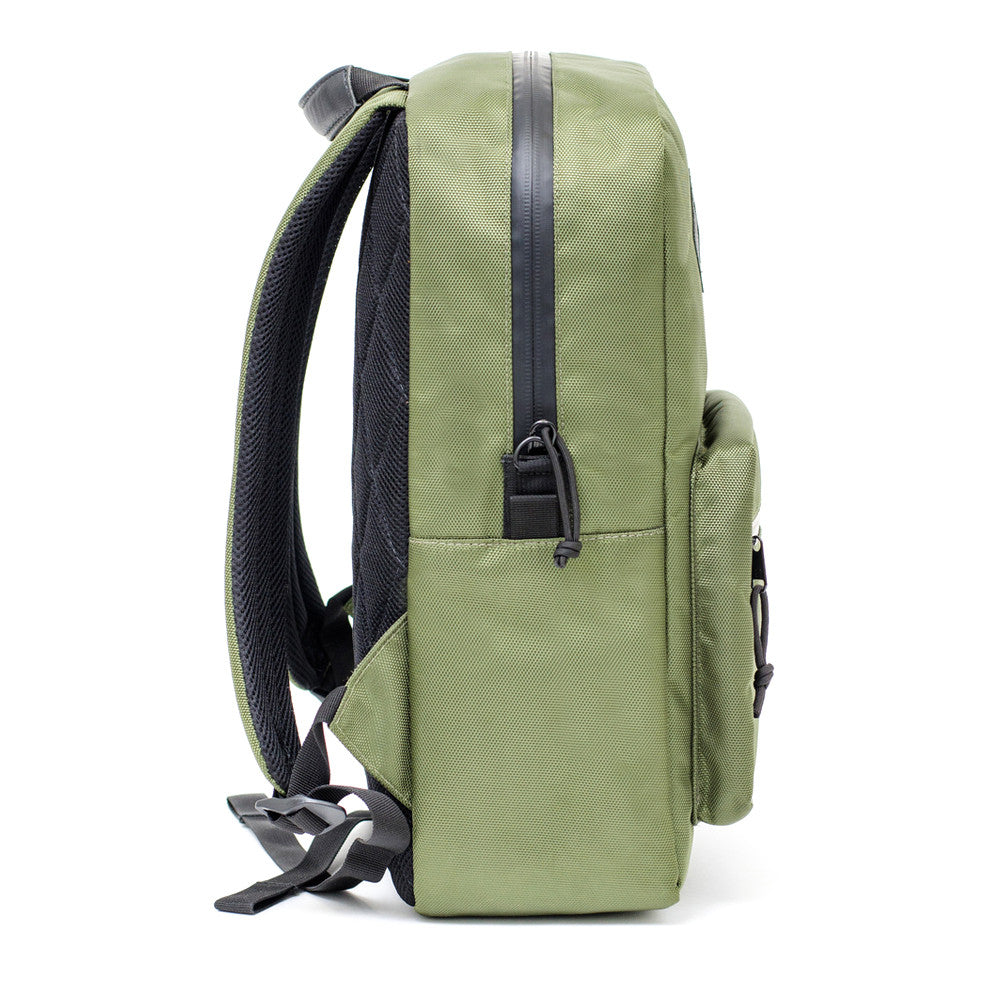 OD Green ballistic smell proof backpack