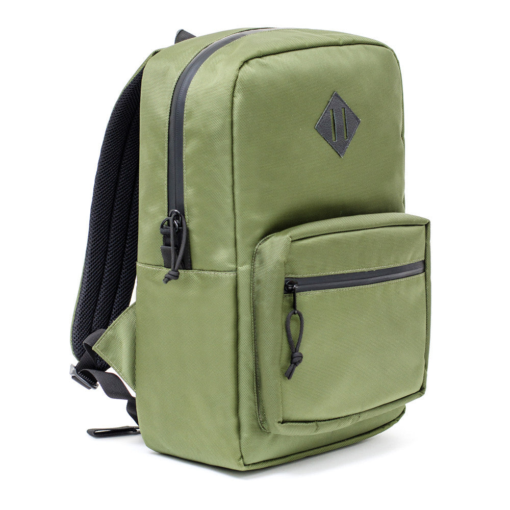 OD Green ballistic odor free backpack