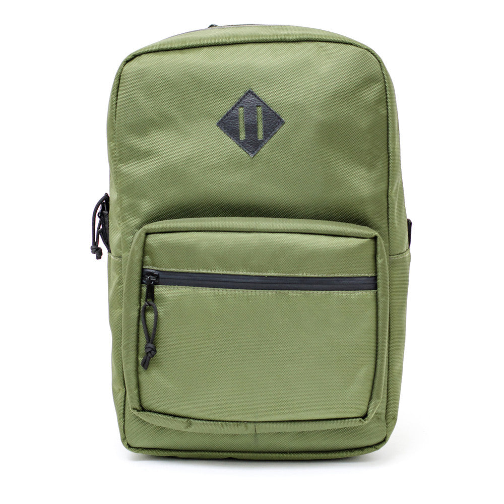 OD Green ballistic backpack