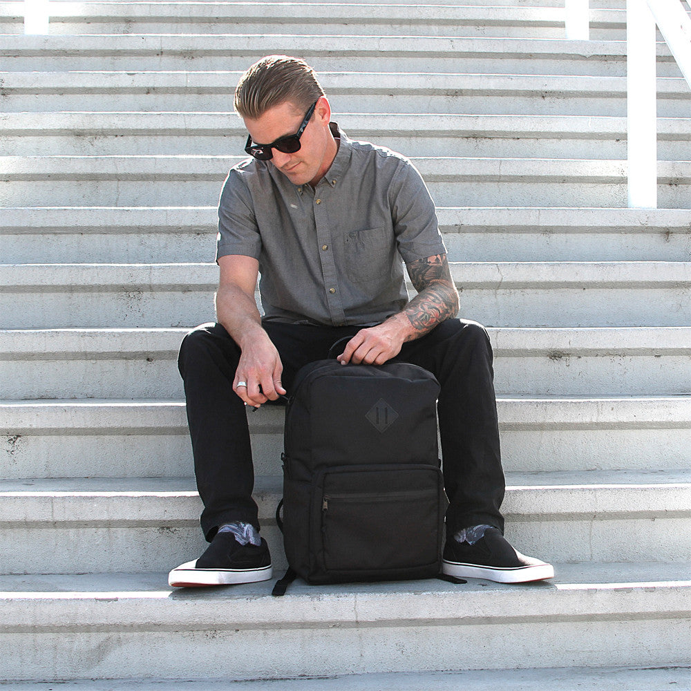 Black Ballistic urban stink proof backpack