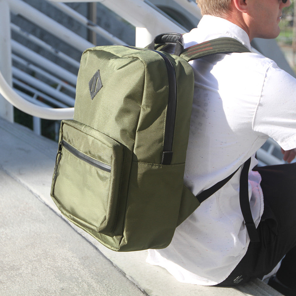 OD Green Stink Free ballistic backpack