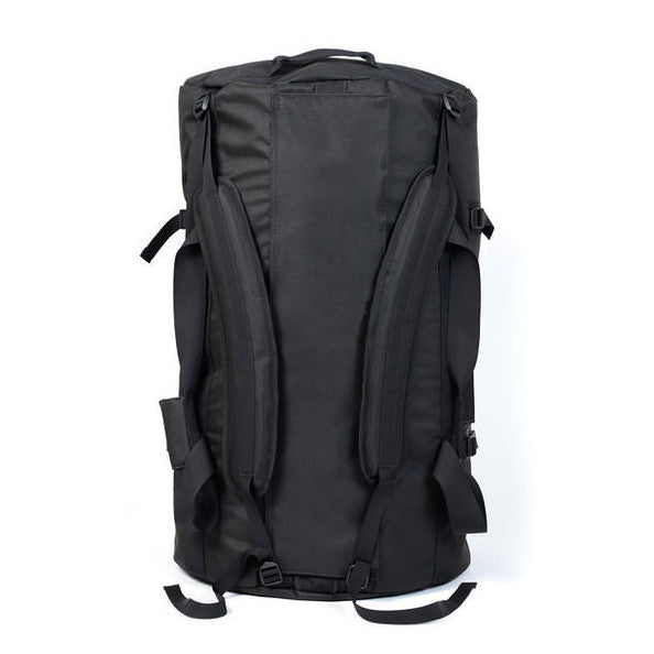 Odor Absorbing Medium Black Duffel Bag