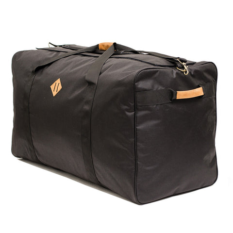 THE TRANSPORTER M/L DUFFEL - CRIMSON