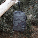 Odor Free Toiletry Black Forest Camo