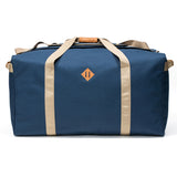 Odor Proof Medium Large Midnight Blue Duffel Bag Front