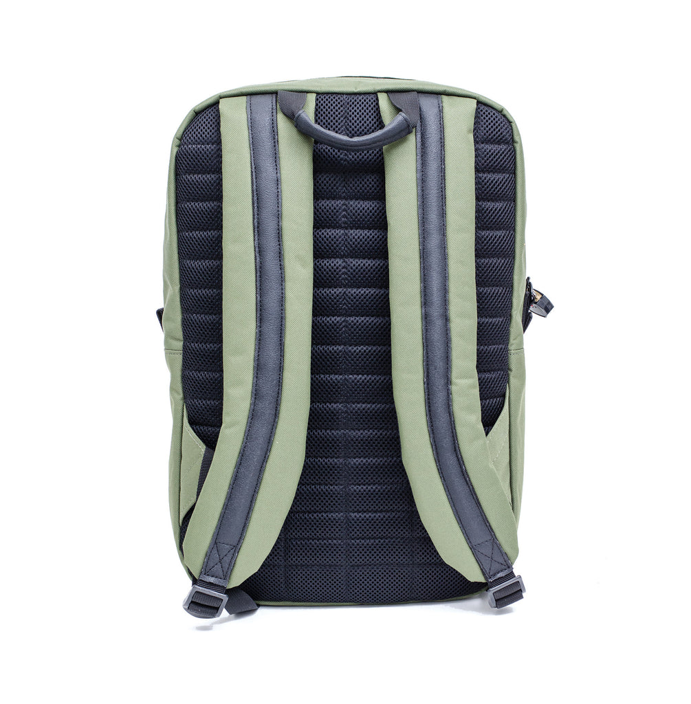 Olive Green Smell Proof Backpack