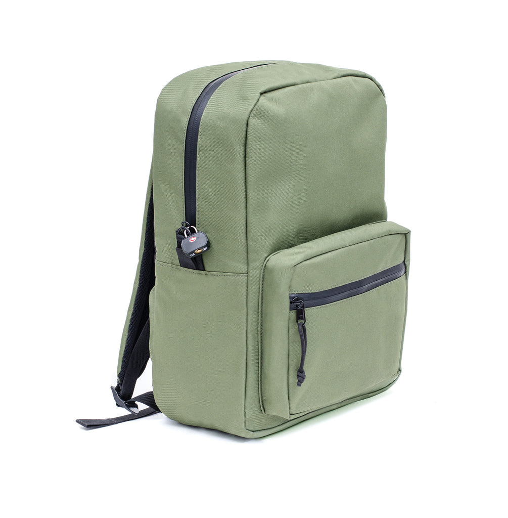 OD Green Backpack Odor Absorbing