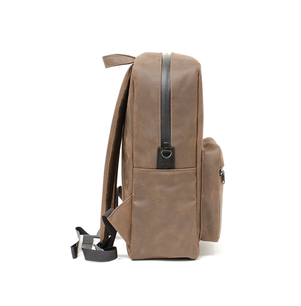 Leather Odorless Backpack