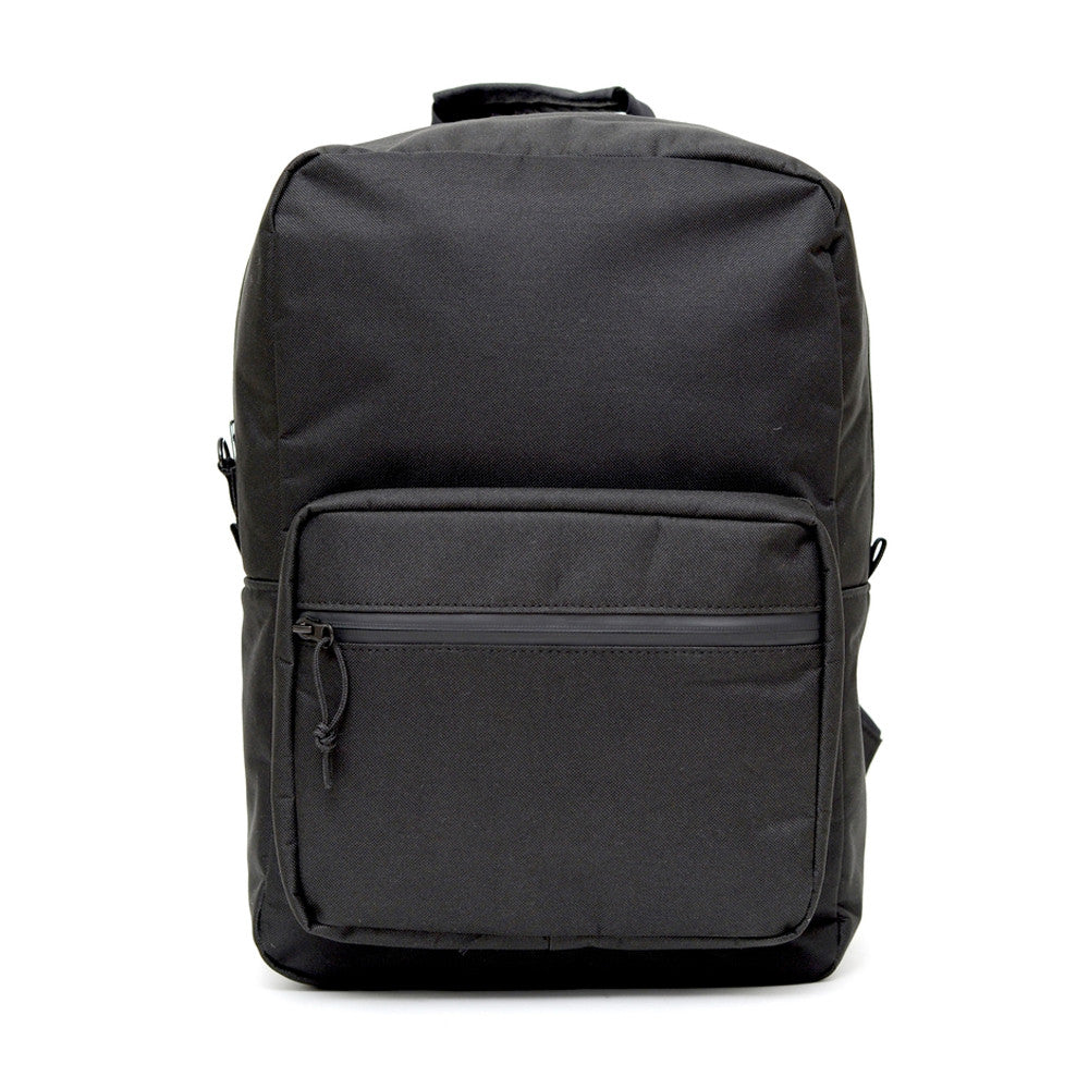 Odor Proof Black Backpack