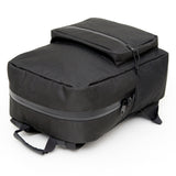 BACKPACK W/ INSERT - BLACK