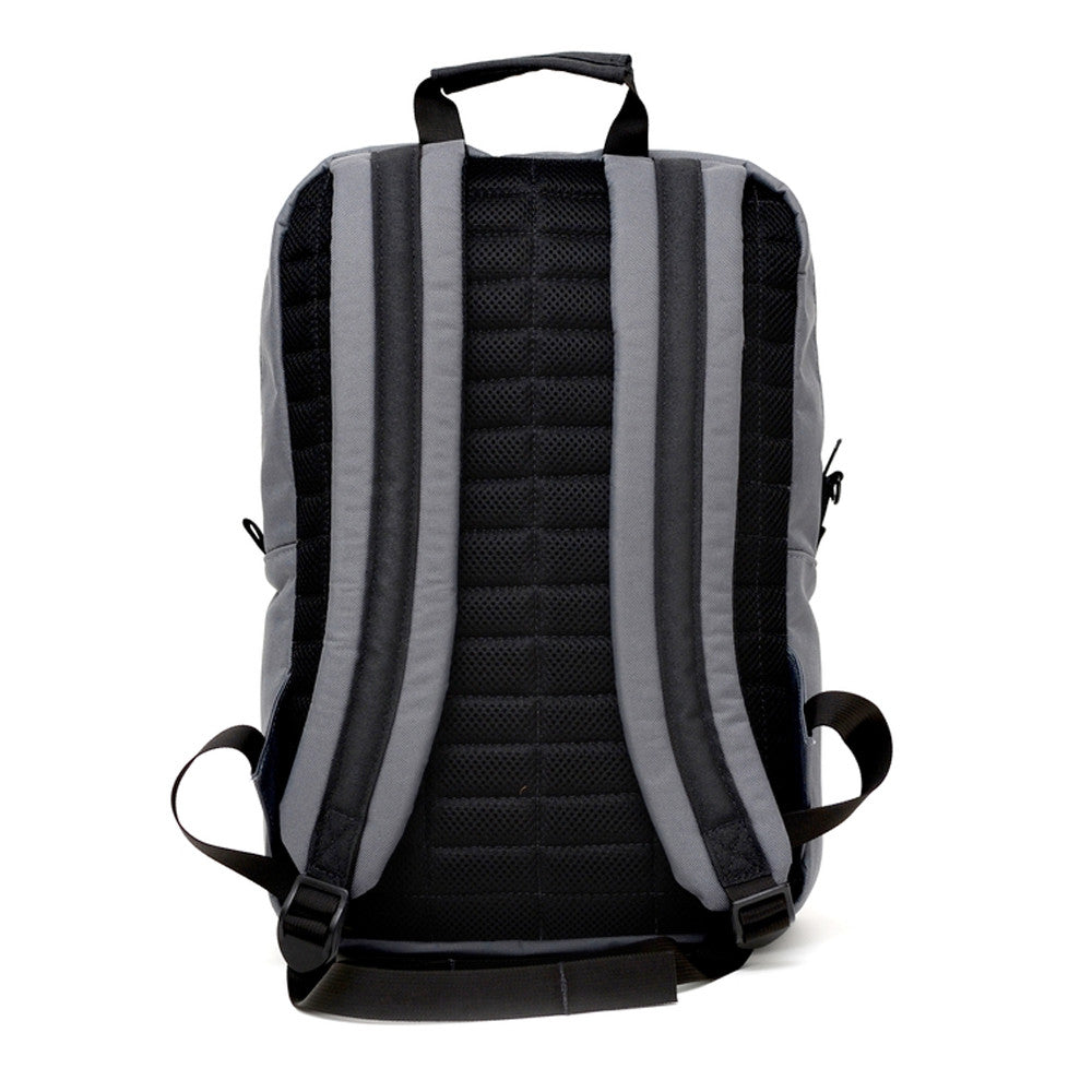Odor Concealing Graphite Gray Backpack Straps