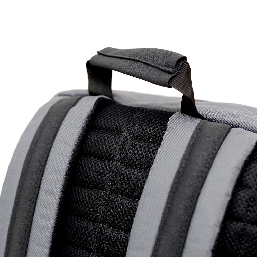 Odor Concealing Graphite Gray Backpack Handle