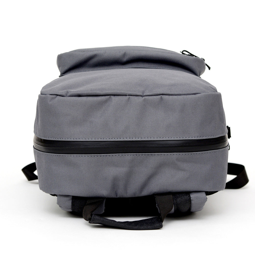 Odor Concealing Graphite Gray Backpack Top