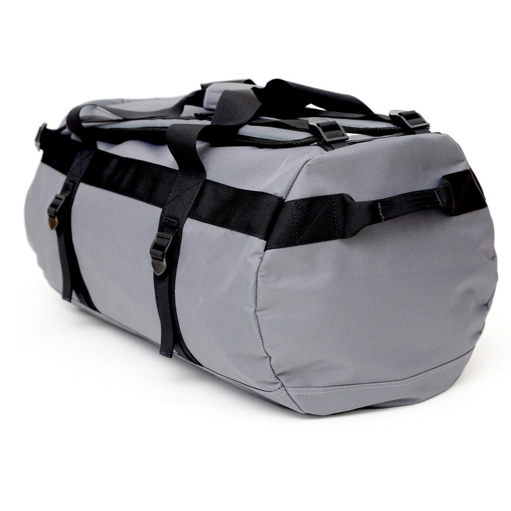 Smell Concealing Medium Duffel Bag Graphite Gray