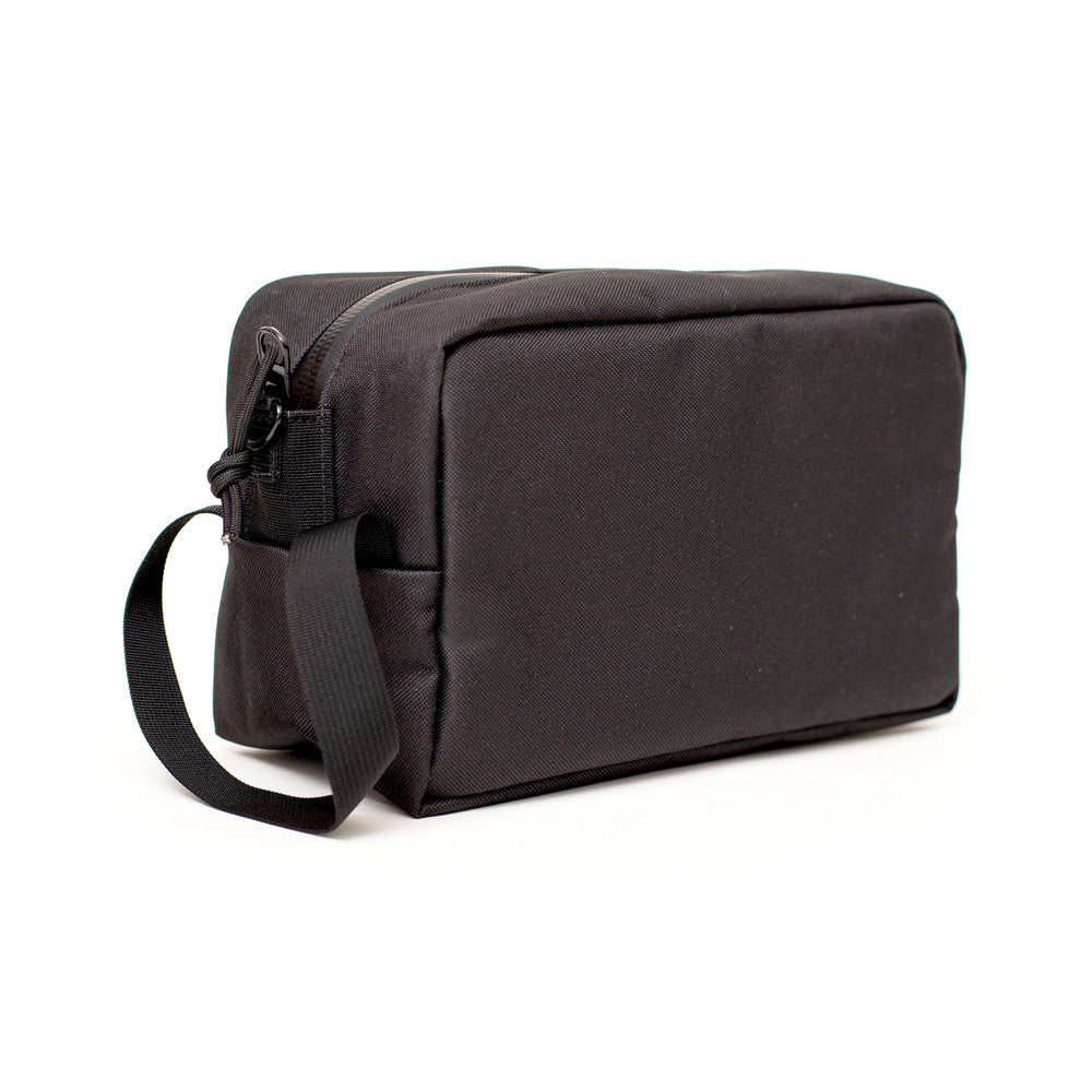 Stink Proof Toiletry Bag Black