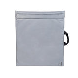 Large Smell Proof Carry Pouch Graphite Gray